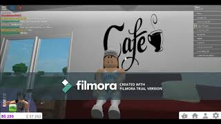Welcome to bloxburg cafe menu id codes video