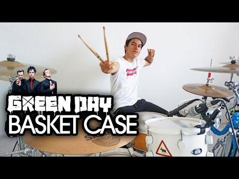 BASKET CASE - Green Day | Drum Cover *Batería*