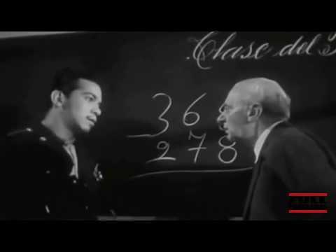 Trespatines vs Cantinflas en matematicas,quien es mas inteligente
