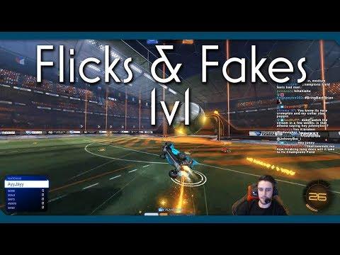 Flicks & Fakes Only 1v1   Red vs AyyJayy