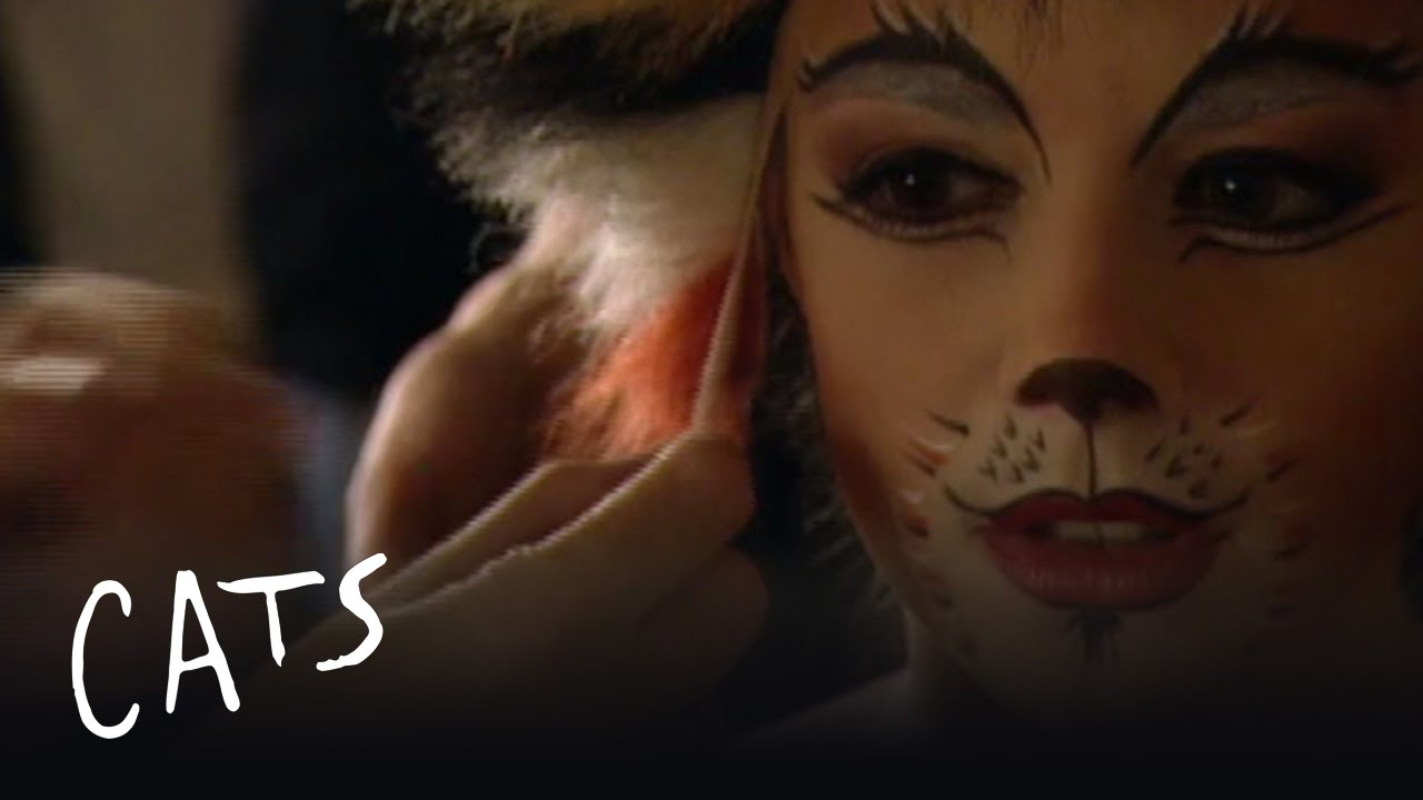 The Ins and Outs of Costumes and Makeup - Behind the Scenes | Cats the Musical - YouTube  sc 1 st  YouTube & The Ins and Outs of Costumes and Makeup - Behind the Scenes | Cats ...