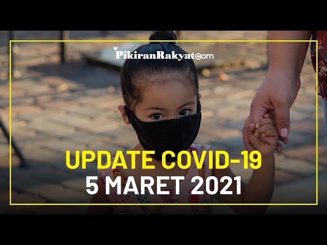 BREAKING NEWS: Update Kasus Corona di Indonesia per 5 Maret 2021, +6.971 Orang Positif