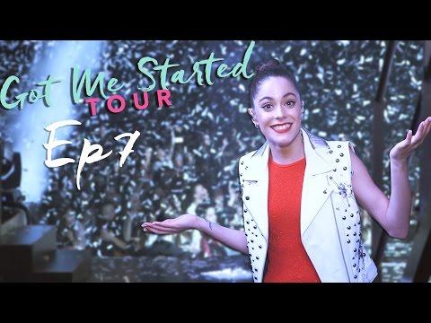 EP7: ¡mis VESTIDOS del Got Me Started Tour! 👗😱 #TiniYoutube | TINI