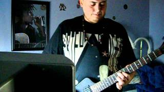 Kataklysm -Serenity In Fire -Guitar Cover