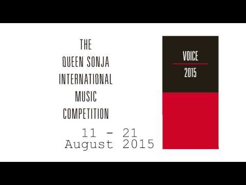 The Queen Sonja International Music Competition Day 2
