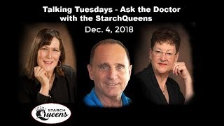 Talking Tuesday -  Topic: Fasting with Dr  Sabatino - Dec 4, 2018