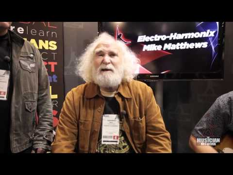 Electro-Harmonix - Ravish Sitar: NAMM 2012 Product Showcase & Interview