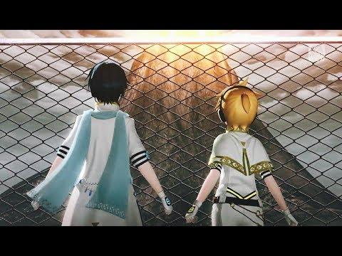 Full PV【KAITO V3 • Kagamine Len V4x】Akatsuki Arrival 「アカツキアライヴァル」【VOCALOIDカバー】