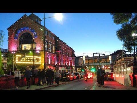 Camden Town Y Sus Drogas.. Que Pesadilla! | Español en Londres