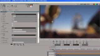Create a Rack Focus Effect in Avid DS