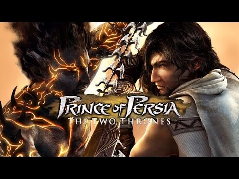 Prince of Persia: The Two Thrones all cutscenes  GAME