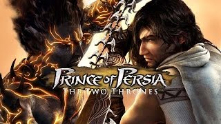 Prince of Persia: The Two Thrones all cutscenes HD GAME