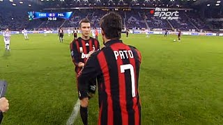 When Alexandre Pato Substituted & Changed The Game