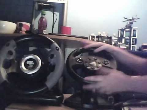 New Drivers: Speedlink Darkfire Racing Wheel