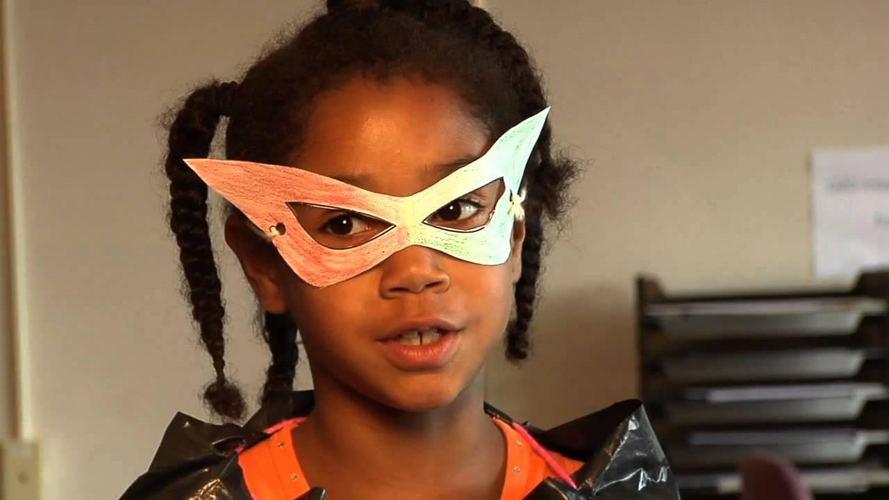 Children Short Movie, Classroom Super Heros