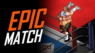 Fire Pro Wrestling World PS4 - OMEGA vs IBUSHI (PlayStation 4 Pro 1080P 60FPS Gameplay)