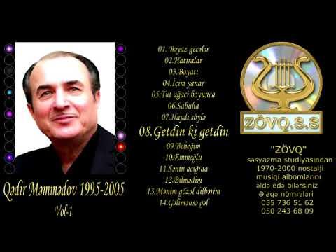Qedir Memmedov 1995 2005 (Compact Cassette Recording Vol-1)