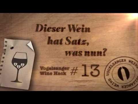 Vogelsanger Wine Hack #13