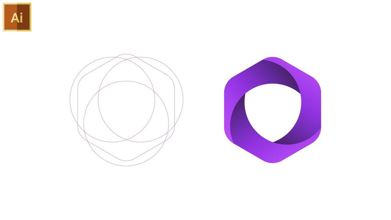 Professional Modern Logo Design In Illustrator   Modern Logo Design   Graphic Hunters