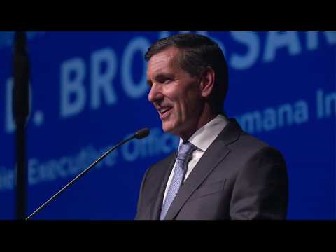 Humana CEO Bruce D. Broussard's 2018 Ripple of Hope Gala Remarks