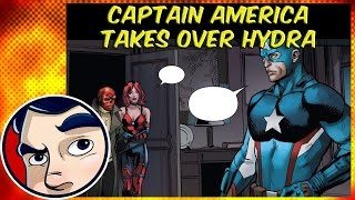 """Captain America Takes Over Hydra """"Secret Empire Begins"""" - ANAD Complete Story"""