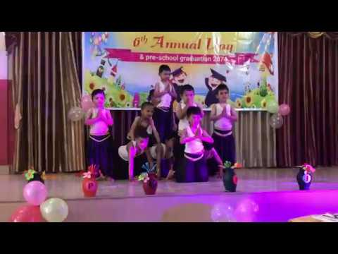 Shiva Tandav Dance by Happy Kids