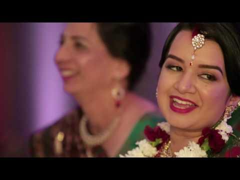 Sheraton Hotel wedding video - Archna & Hiten - Butterfly Films