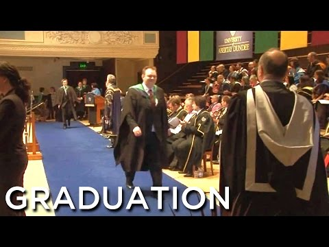 2012-07-05 'Abertay Graduation @ Caird Hall, Dundee'