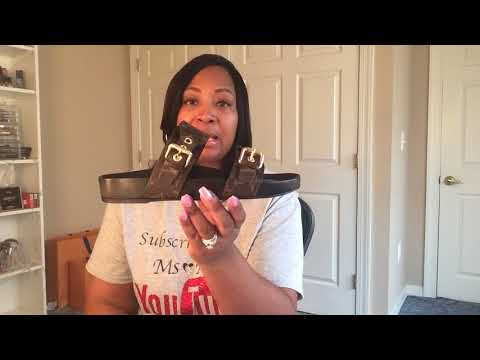 Louis Vuitton Unboxing BOM DIA SANDALS/1 YR YOUTUBE ANNIVERSARY