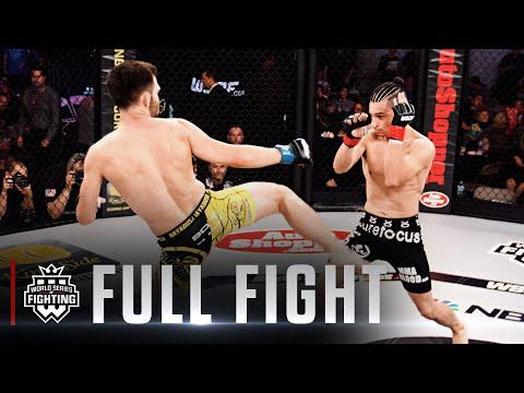 Steve Ramirez vs Kyle Estrada | WSOF 28, 2016