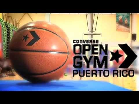Converse Open GYM PR, Don't miss it Travel Video