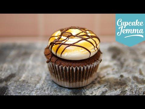 Download S'mores Cupcake Recipe | Cupcake Jemma Pictures