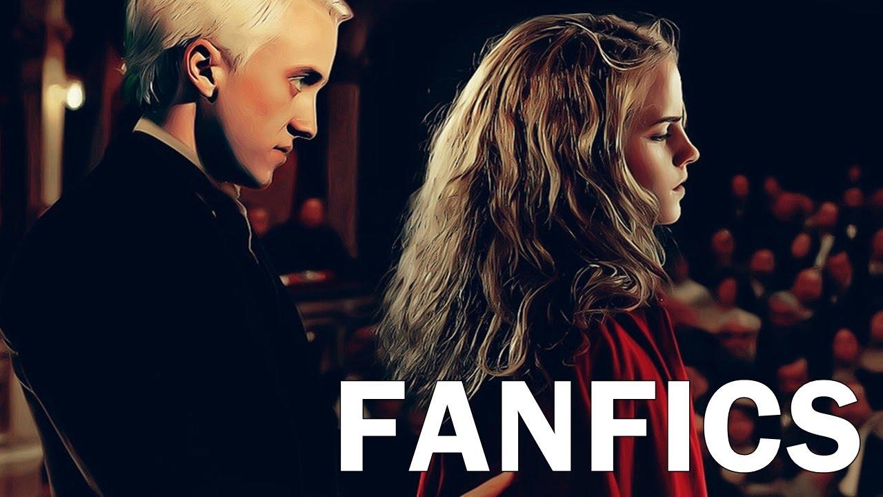 FANFICS da série Harry Potter! - YouTube  FANFICS da sér...
