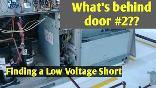 HVAC/R-. How I deal with Low Voltage Shorts on RTUs