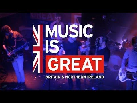 Music is GREAT Britain showcase at CMJ Music Marathon 2013