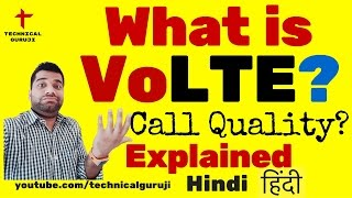 [Hindi] What is VoLTE? Explained in Detail
