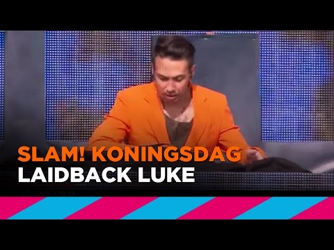 Laidback Luke (Full live-set) | SLAM! Koningsdag 2017