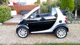 Video Review of 2005 Smart For Two Cabriolet For Sale SDSC Specialist Cars Cambridge