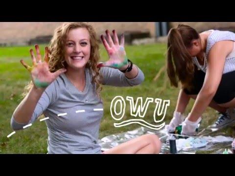 Ohio Wesleyan University: Be Ravenous!