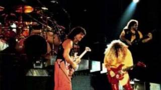Van Halen A Apolitical Blues Live Philly 1988