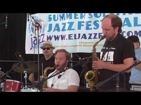 "Planet D Nonet, ""Isfahan"", LIVE@ Summer Solstice Jazz Festival 2017"