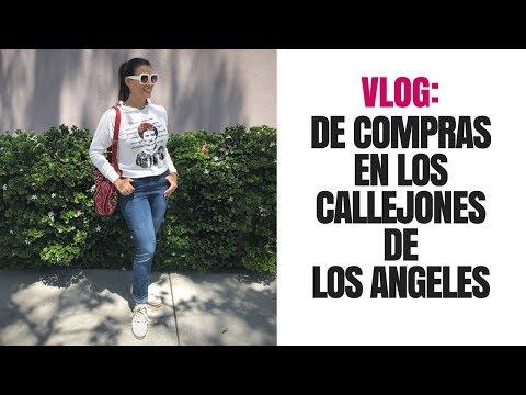 De Compras En Los Callejones De Los Angeles