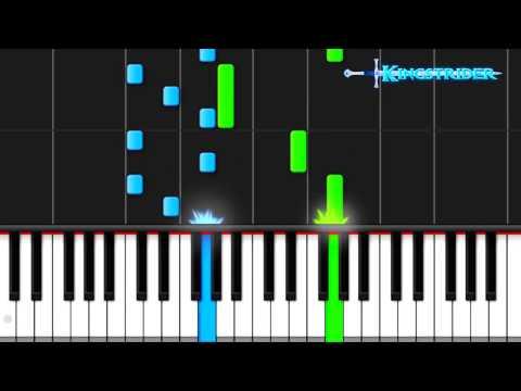 Blackstar by Avril Lavigne - No Vocal - Piano Cover Easy Tutorial & Midi