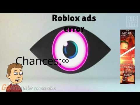Roblox ads error GA 2