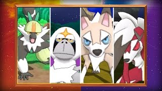 Version-exclusive Pokémon and New Features Revealed in Pokémon Sun and Pokémon Moon!(, 2016-09-20T13:02:42.000Z)