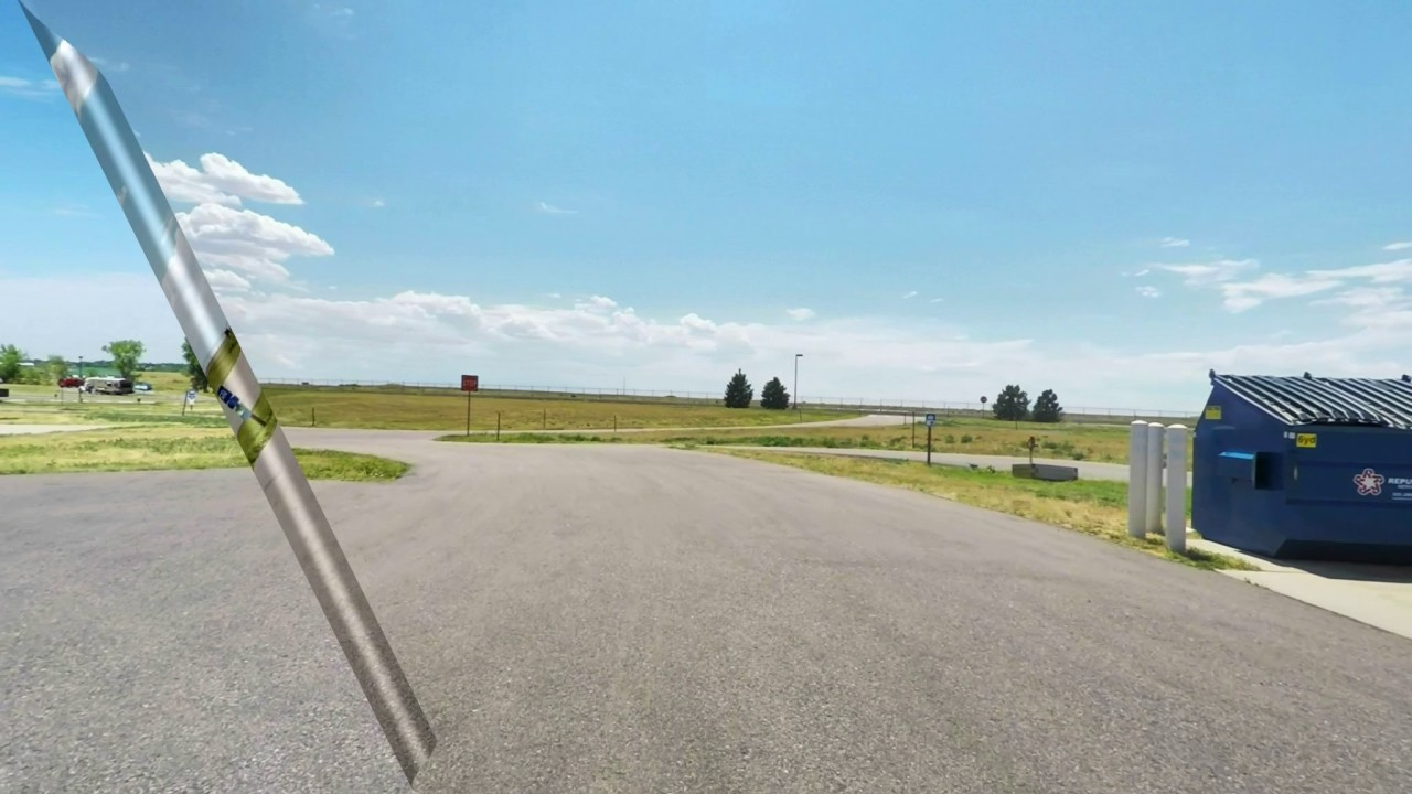 Driving Tour Of Williams Famcamp Buckley Afb Co Youtube