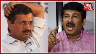 Manoj Tiwari: Arvind Kejriwal एक Urban नक्सली हैं, इन्हे कानून की कोई चिंता नहीं | इंडिया 360