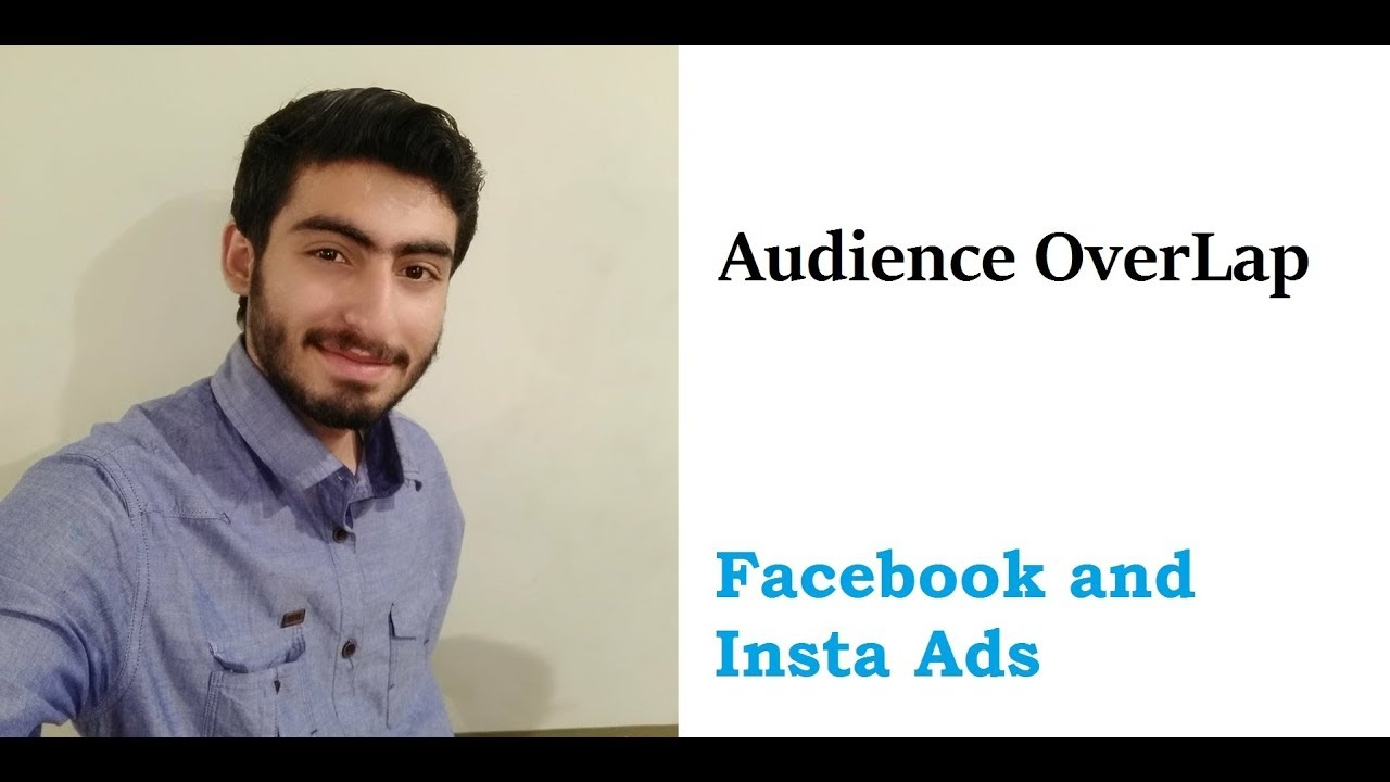 23. Audience Overlap in Facebook Ads Manager in Urdu/Hindi  | Facebook advertising in Urdu /Hindi