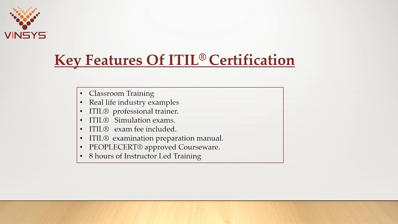 Itil Foundation Certification In Riyadh35 Ramadan Special Discount