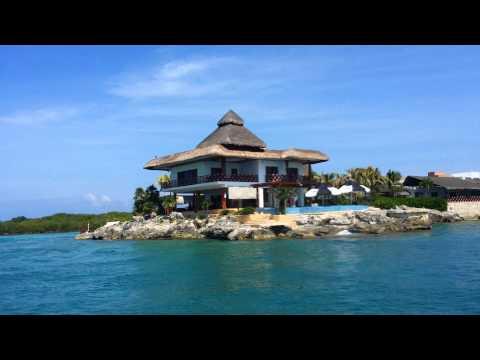 Viaje a isla mujeres pasando por la casa de ricky martin for Casa de chicas